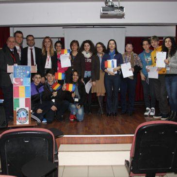 Elevi de la Liceul Tehnologic Odobești, în vizită prin Turcia