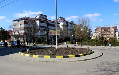Străzile din Odobești intră în reabilitare