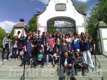Elevi de la Liceul Tehnologic Odobeşti, în vizită în Suedia