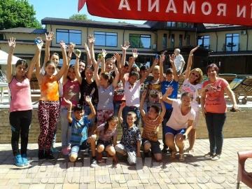Caravana Şcolii de Vară de la Adjud a ajuns la Odobeşti