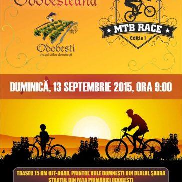 Au inceput inscrierile la concursul de ciclism Grapes MTB Race