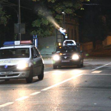În Odobești s-a făcut dezinsecție! VEZI imaginile VIDEO