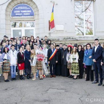 Liceul Tehnologic a fost vizitat de suedezi, italieni și turci, în cadrul proiectului « L'Europe des Religions »