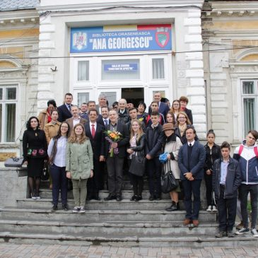 Ministrul Culturii a venit la Odobești pentru a marca 390 de ani de existență a orașului