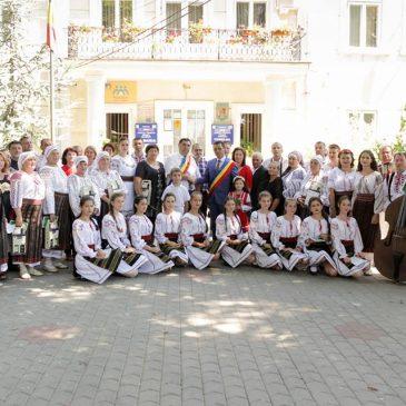 Delegație din Republica Moldova în vizită la Odobești