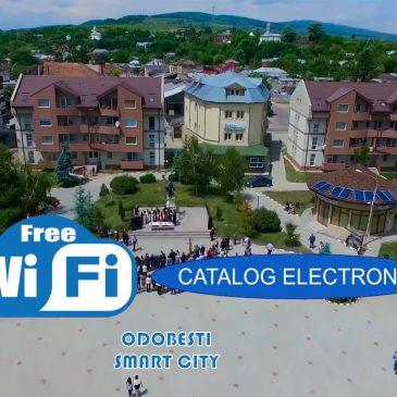 """Odobești Smart City"" – etapa II"