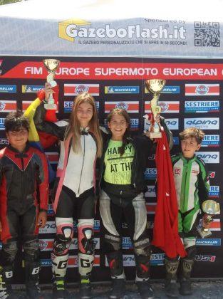Daria Gănescu, de la ACS Odobești, locul III în Campionatul Balcanic!