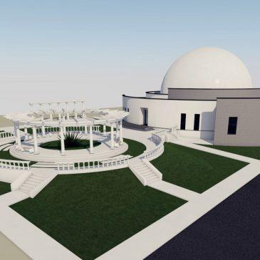 Planetariu la Odobești, construit cu fonduri europene
