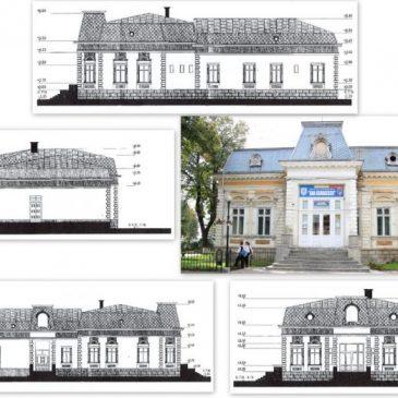 Servicii de proiectare pentru reabilitarea cinematografului din Odobești