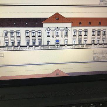 Primăria Odobești modernizează Liceul Tehnologic; lucrările, executate de Arta Fier Damaschin