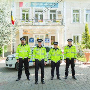 S-a înființat Poliția Locală Odobești