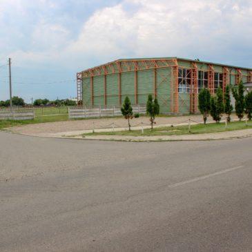 Stadionul orașului Odobești va fi modernizat