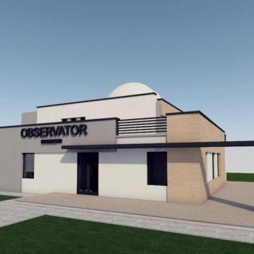 """""""Construire Observator Astronomic în orașul Odobeștiˮ"""