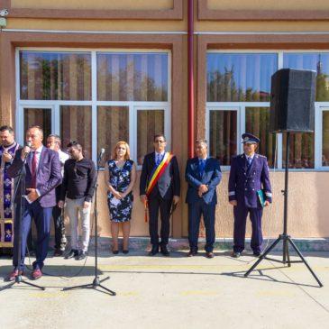 Discursul primarului Daniel Nicolaș la începutul anului școlar